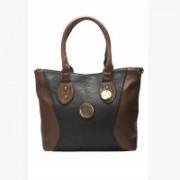 Fashion Knockout Messenger Bag(Brown)