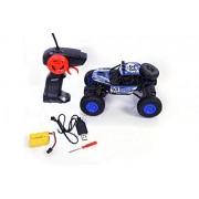 Tiny's World Rock Crawler 1:18 Scale 4Wd 2.4 Ghz 4X4 Rally Racing Car Remote Control Mini Rocking Car