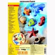 Set matrite pentru modelaj lumea marina Eberhard Faber