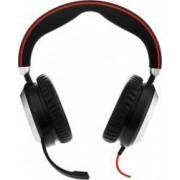 Casti Jabra Evolve 80 MS Stereo USB 7720-E80MB Negru