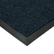 Modrá textilní zátěžová čistící rohož Catrine - 500 x 200 x 1,35 cm (77222626) FLOMAT