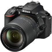 Nikon D5600 Aparat Foto DSLR 24.2MP CMOS Kit cu Obiectiv AF-P 18-140mm VR Negru