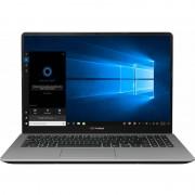 Laptop Asus VivoBook S15 S530FA-BQ001R 15.6 inch FHD Intel Core i5-8265U 8GB DDR4 256GB SSD Windows 10 Pro Gun Metal