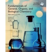 Fundamentals of General, Organic and Biological Chemistry, Si Edition (McMurry John E.)(Paperback) (9781292123462)