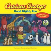 Curious George Good Night, Zoo, Hardcover/H. A. Rey