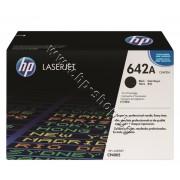 Тонер HP 642A за CP4005, Black (7.5K), p/n CB400A - Оригинален HP консуматив - тонер касета