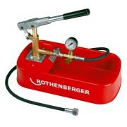 Pompa de testare manuala ROTHENBERGER RP30 RP 30 Set de întreținere