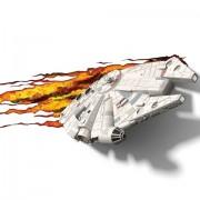 Luminária Millennium Falcon - 3D Light FX
