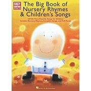 The Big Book of Nursery Rhymes & Children's Songs: Easy Guitar with Notes and Tab, Paperback/Hal Leonard Publishing Corporation