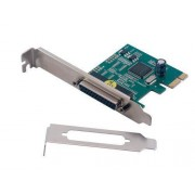 MCL Carte PCI express parallèle - 1 port DB25 femelle (normal + LP) scheda di interfaccia e adattatore Interno Parallelo