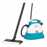 Mop cu abur Steam Clean Caddy Daga, 1500 W, 1100 ml, 4 BAR, LED, lavete microfibra
