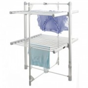 Uscator de haine incalzit Lakeland Dry Soon 2 Tier Airer 21873