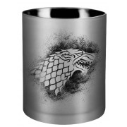 Insight Editions Game of Thrones Glass Candle House Stark 8 x 9 cm