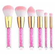 Blush Corrector Cosmetic Make Up Pincel Set - Mejor Regalo - Rosa