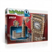 Wrebbit 3D Big Ben Jigsaw Puzzle - 890 Pieces