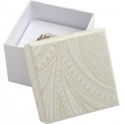 JK Box Dárková krabička na prsten nebo náušnice MR-3/A20