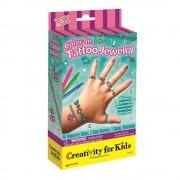 Set creatie copii FABER-CASTELL Tatuaje bijuterii, FC001972