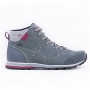 Zapato Mujer Woods Mid Gris Lippi