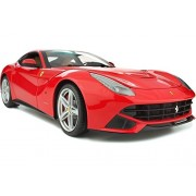 Bburago Burago Ferrari F12 Berlinetta 1:24 Diecast Scale Model Car (Red)