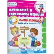 Matematica si explorarea mediului - Clasa a 2-a. Sem. 2 - Caiet - Elena Stefanescu and 160 Constanta Stuparu