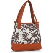 Home Heart Women Brown Shoulder Bag