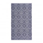 LA REDOUTE INTERIEURS Strandtuch ALOES, Frotteesamt-Jacquard