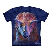 Playera 4d - Caballero -3562 Dinosaur