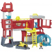 Hasbro transformers rescue bots griffin rock firehouse headquarters , b5210eu4
