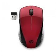 HP Souris sans fil HP 220 (Rouge coucher de soleil)