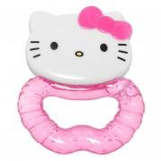 Mordedera Kitty Multitextura De Agua-Rosa Con Blanco