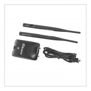 6dBi 802.11g/b/n 300Mbps USB 2.0 Adaptador WiFi De 2,4 Ghz Con Antena Desmontable