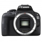 Refurbished-Very good-Hybrid Canon EOS 100D Black