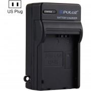 Puluz US Plug Cargador De Bateria Para Canon LP - E5 Batería