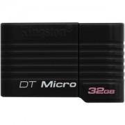 """USB Flash 32GB, """"Data Traveler Micro"""" Kingston DTMC/32GB"""