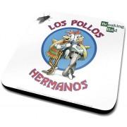 Pyramid Breaking Bad - Coaster Los Pollos 6-Pack