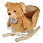 vidaXL Rocking Animal Teddybear