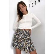 Urban Outfitters UO - Haut à manches longues en coton recyclé Camilla- taille: L