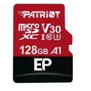 Micro SD Card, 128GB, Patriot EP Series, SDXC V30 (PEF128GEP31MCX)