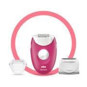 Braun Silk-épil 3 Epilator - Pink
