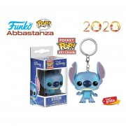 Llavero stitch Funko pop pocket keychain pelicula lilo & sitch disney