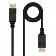 NanoCable Cabo Displayport Macho-Macho 7m