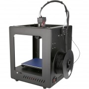 Impresora CR-2020 Auto Leveling Desktop 3D Impresora De Gran Tamaño Con Filamento - Negro