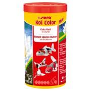 Sera Koi Color Mini 1L, 390gr, 7052, Hrana pesti iaz granule