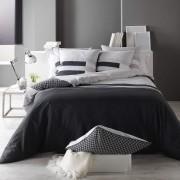Parure de lit coton Kea gris