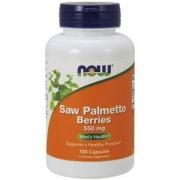 Сау Палмето 550 мг. - Saw Palmetto BERRIES - 100 капсули - NOW FOODS, NF4747