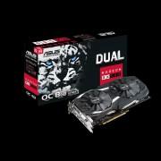 Grafička kartica AMD Asus Radeon RX 580 Dual, 8GB, DDR5, DVI, HDMI, DP