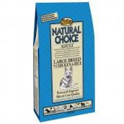 2x15kg Nutro Natural Choice Adult cães de porte grande frango e arroz ração