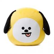BT21 Mercancía Oficial para Line Friends CHIMMY Personaje Cojín Decorativo Sonrisa 11 Pulgadas