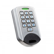 Dispozitiv de acces stand alone cu actionare prin cartela de proximitate MIFARE 13.56 Mhz sau cod, ECK-22