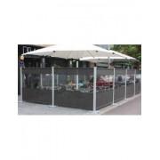 ALUTEC Paraviento para exteriors de hosteleria mse1100001-de-